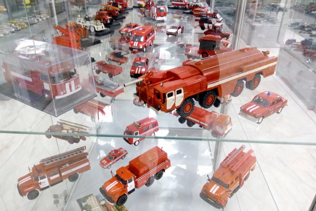 Музей моделей транспорта