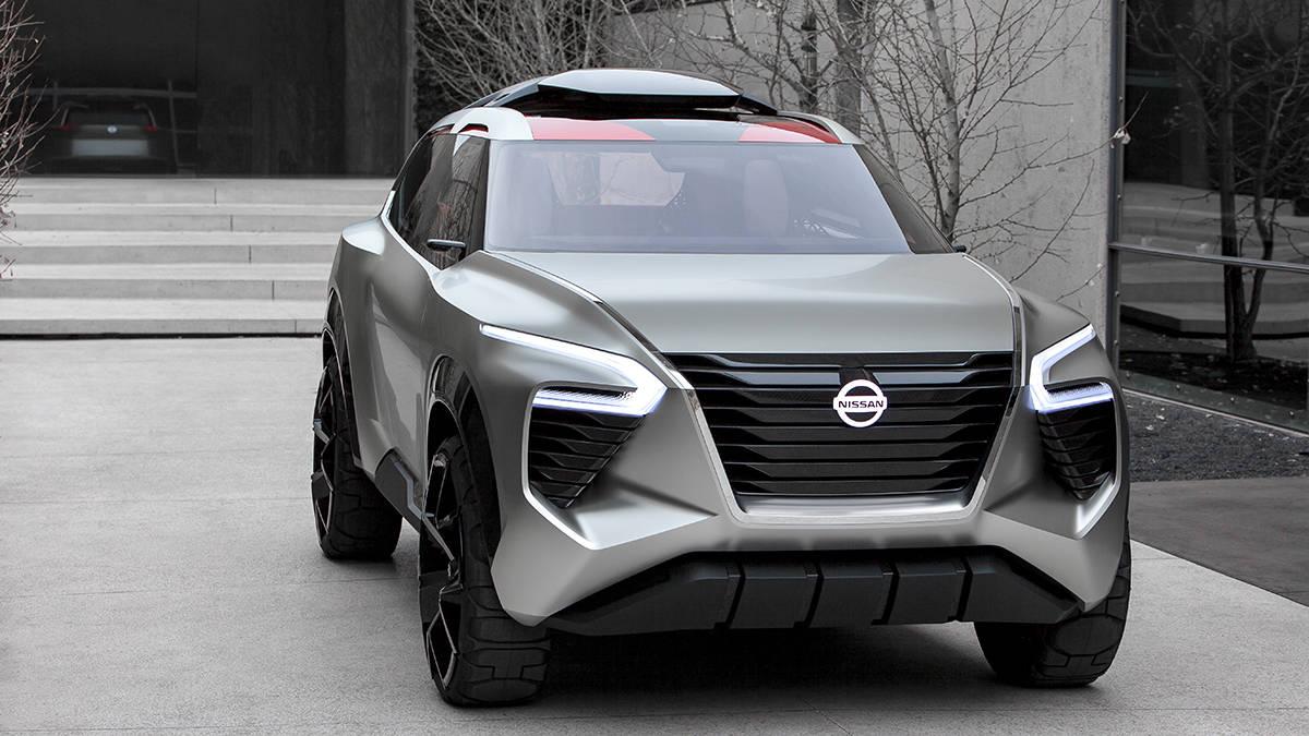 Nissan Xmotion 2018 концепт