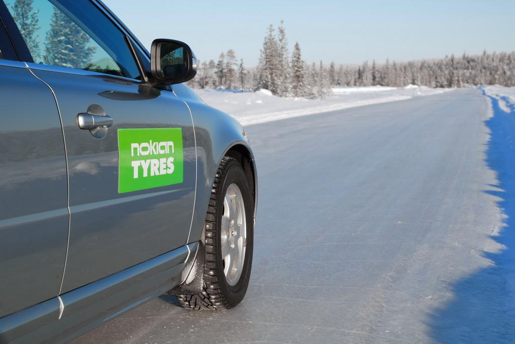 Nokian Tyres Winter Testing
