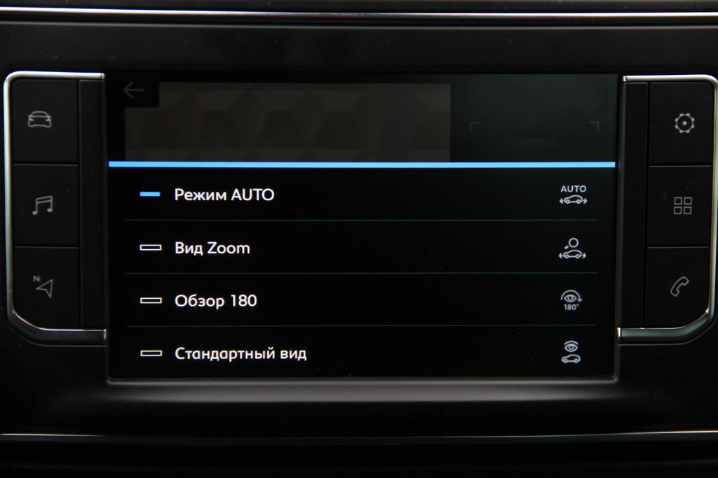 Камера Peugeot в Traveller 2017 VIP