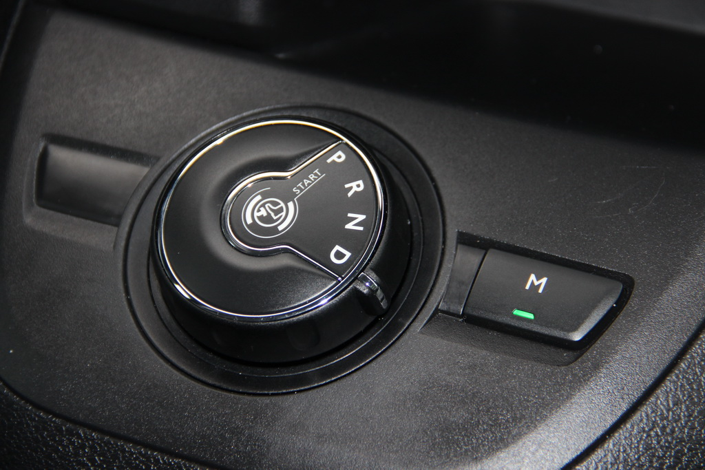 Коробка Peugeot Traveller 2017
