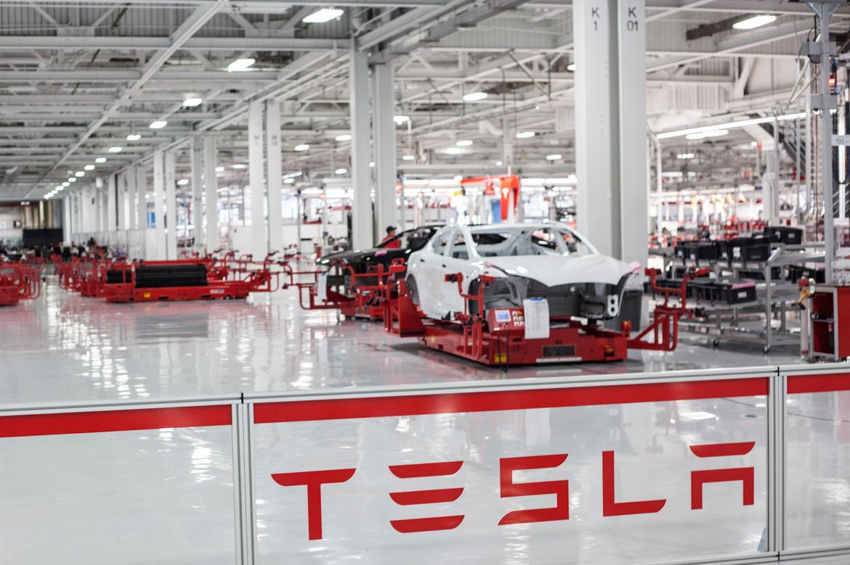 Tesla закончила 2017 год с рекордным показателем