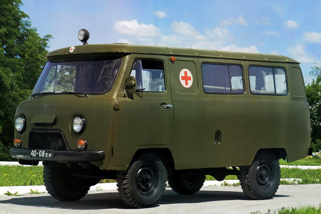 UAZ-450