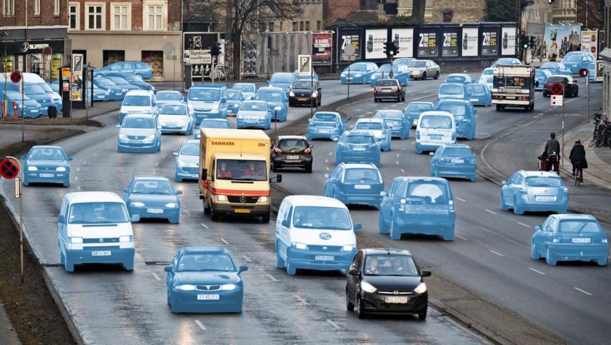 Стоит ли покупать машину если живешь в большом городе - как в Европе