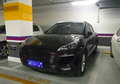 Китайская копия Porsche стала причиной разрыва отношений