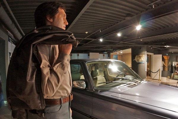 первый Mercedes Высоцкого