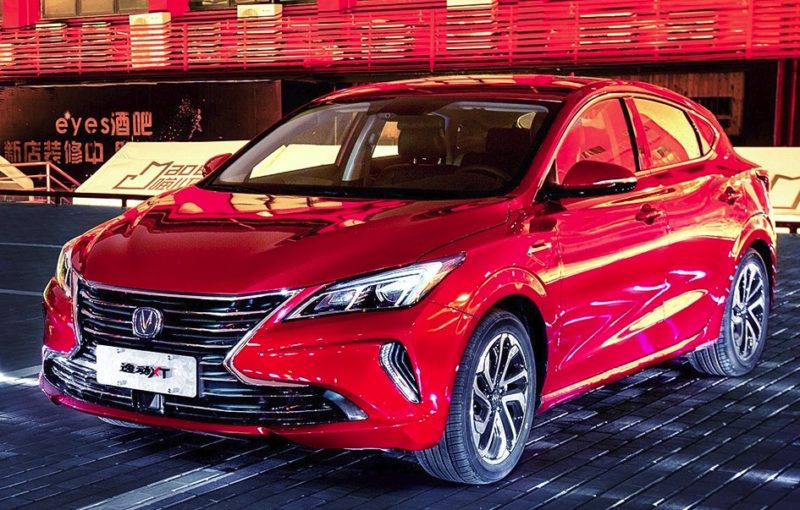Changan Eado XT: китайский Lexus по цене Renault Logan