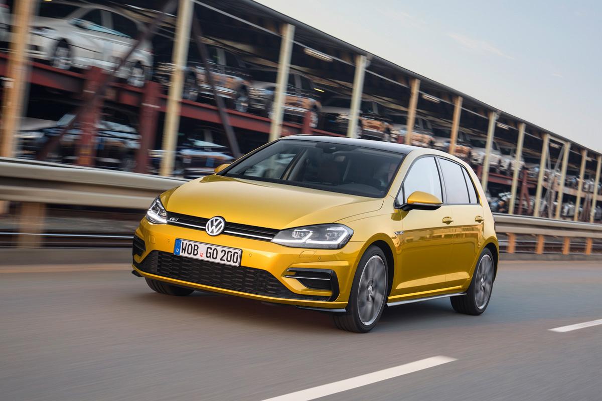 Самые популярные автомобили в Германии за 2017 год