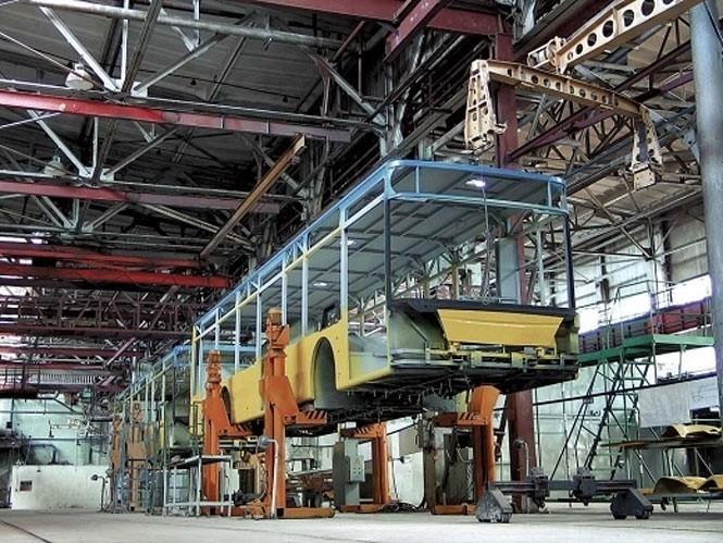 Львовский автобусный завод планируют восстановить
