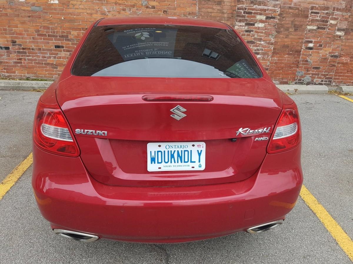 б/у авто в Канаде