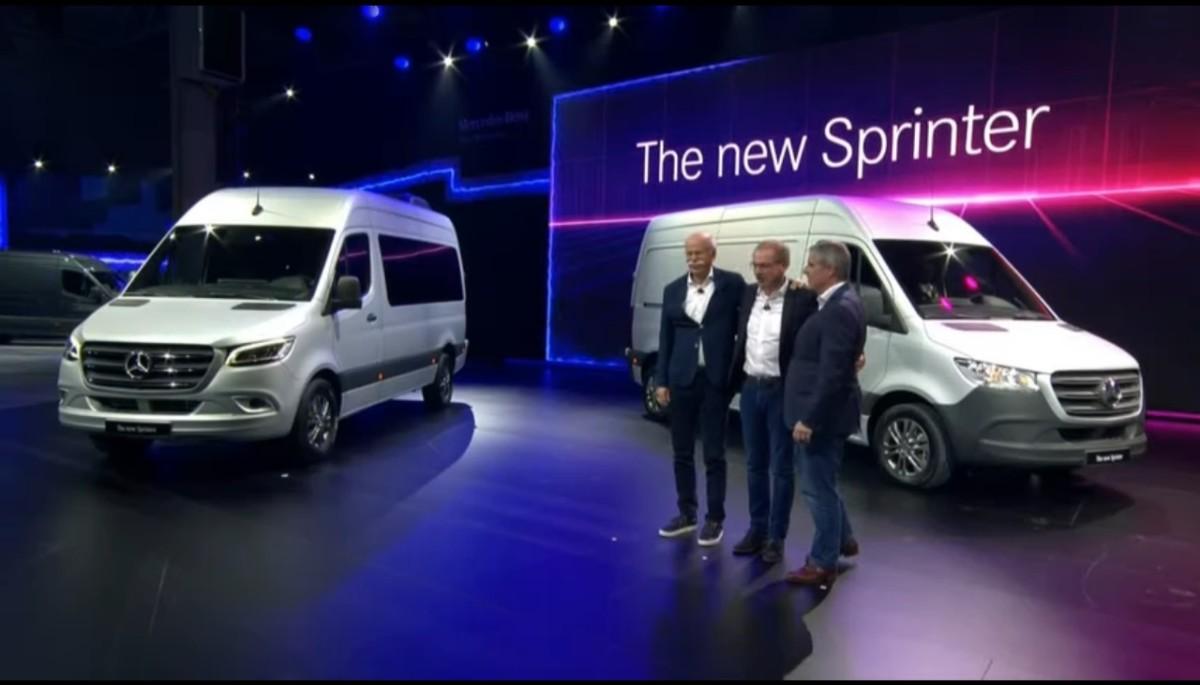 Sprinter 2018
