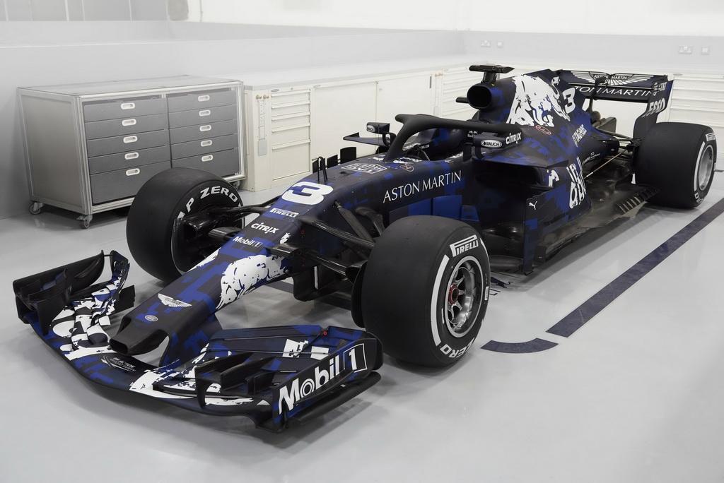 2018 Red Bull Racing