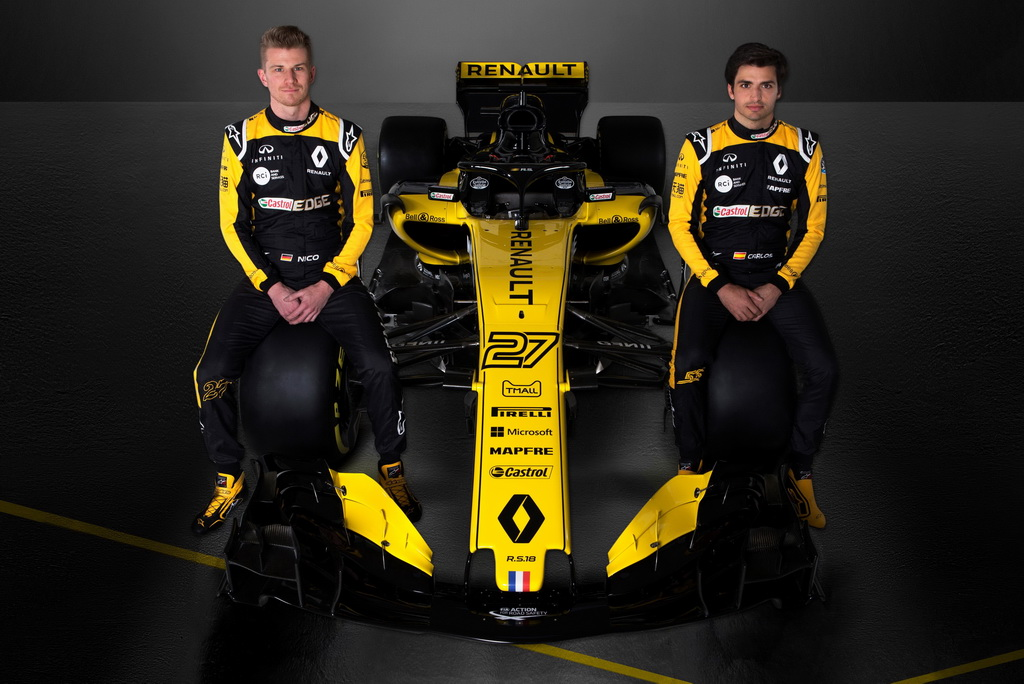 2018 Renault R.S..18