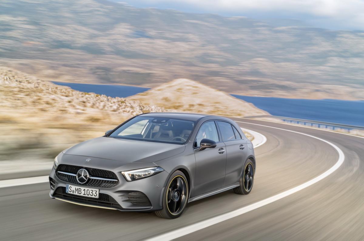 Mercedes-Benz A Class 2019