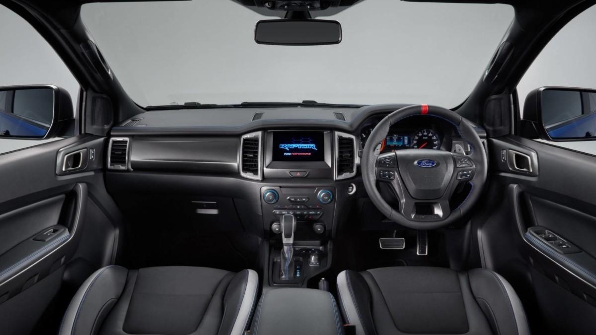 Пикап Ford Ranger впервые получил заряженную версию