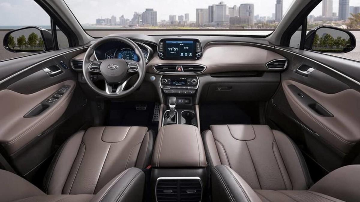Новый Hyundai Santa Fe: официальные характеристики и дата премьеры