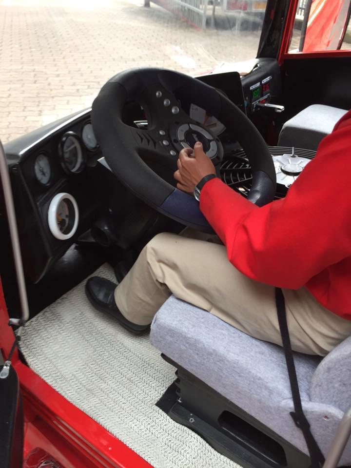 Scania R 500 Topline в масштабе 1:2,3
