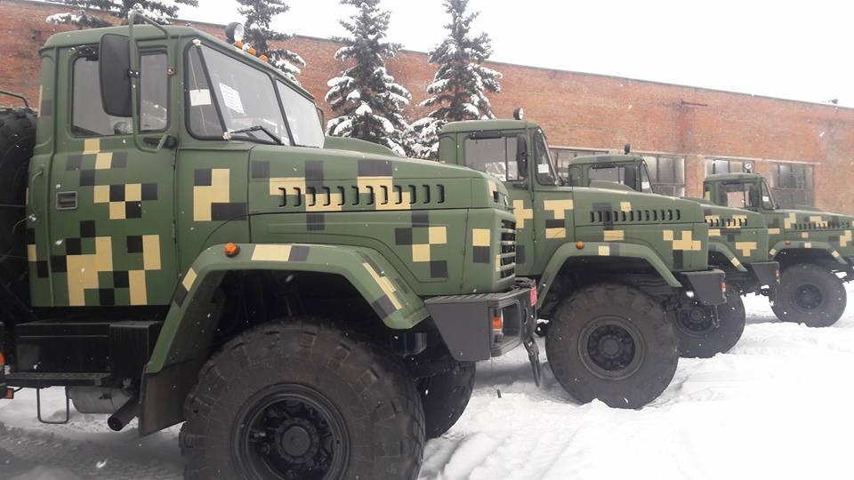 45-й экспериментальный механический завод в Виннице начал получать военные заказы