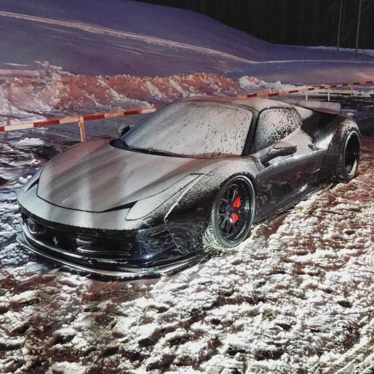 Ferrari Буковель