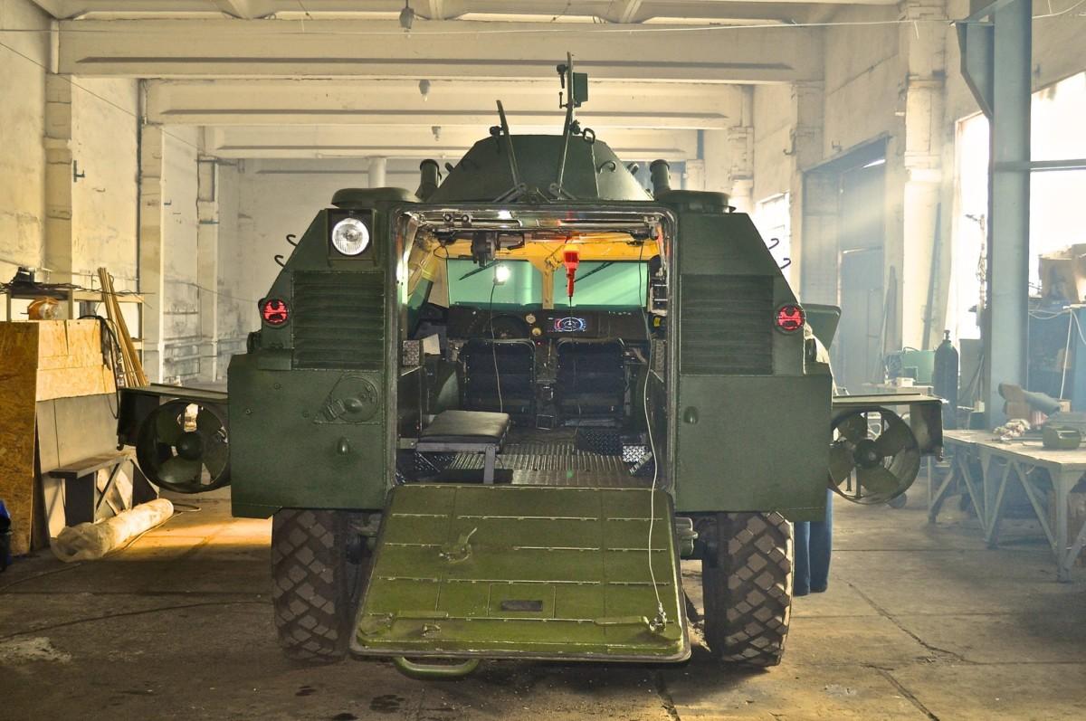 Для украинской бронемашины БКМ объявлен конкурс на название