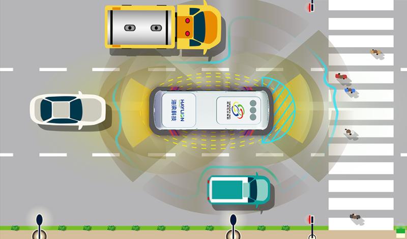 Scania и Haylion Technologies займутся разработкой автономных автомобилей