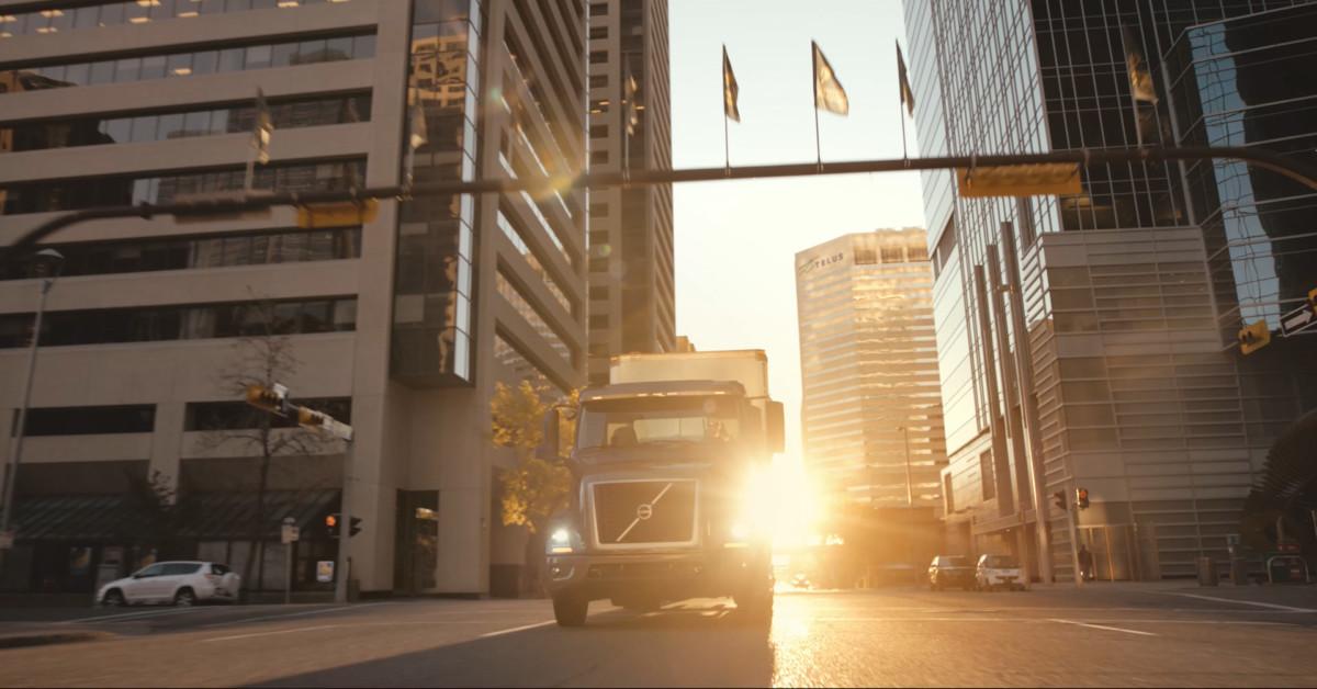Volvo Trucks сняла фильм о будущем беспилотных грузовиков