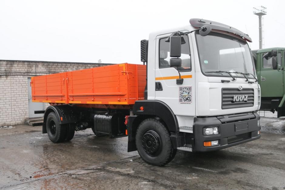 КрАЗ-5401В2