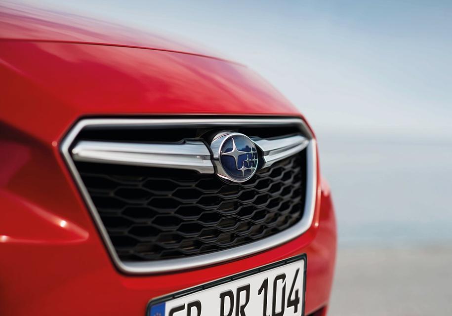 Новый гибрид Subaru породнится с Toyota Prius