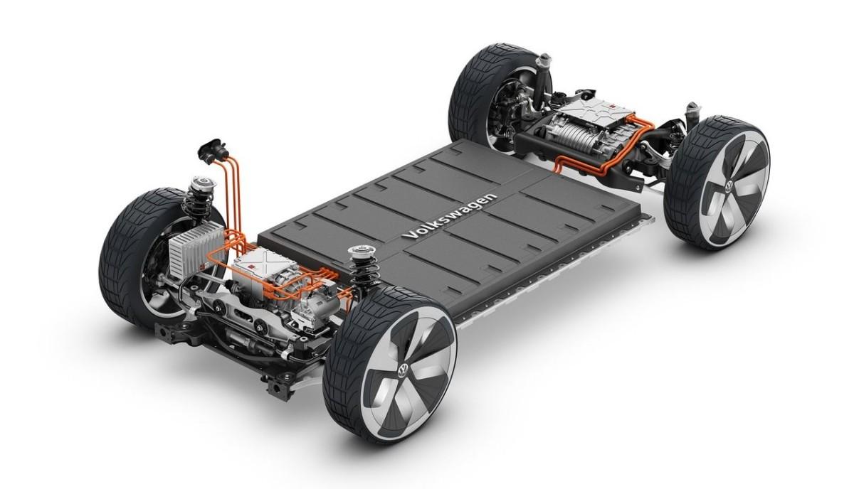 Аккумуляторы для электромобилей производство
