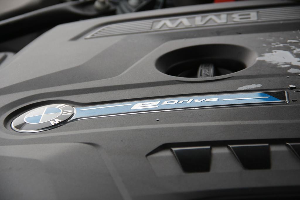 plug in hybrid BMW 530e