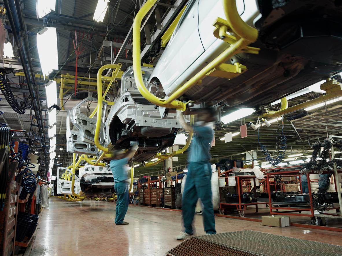 будущее автомобильной отрасли автопроизводители