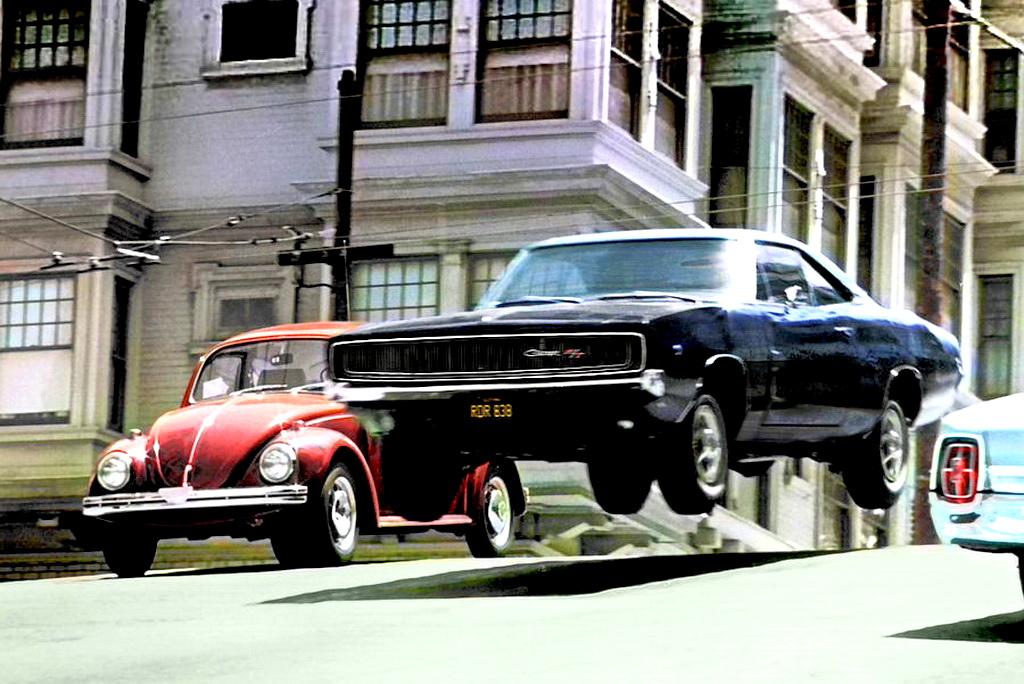 Dodge Charger Bullitt