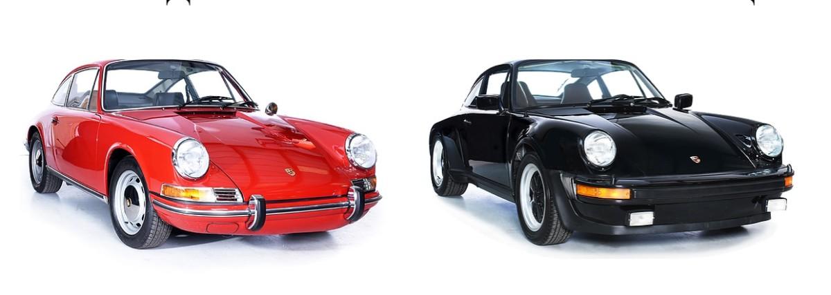 Quintessenza - электрический вариант Porsche 911