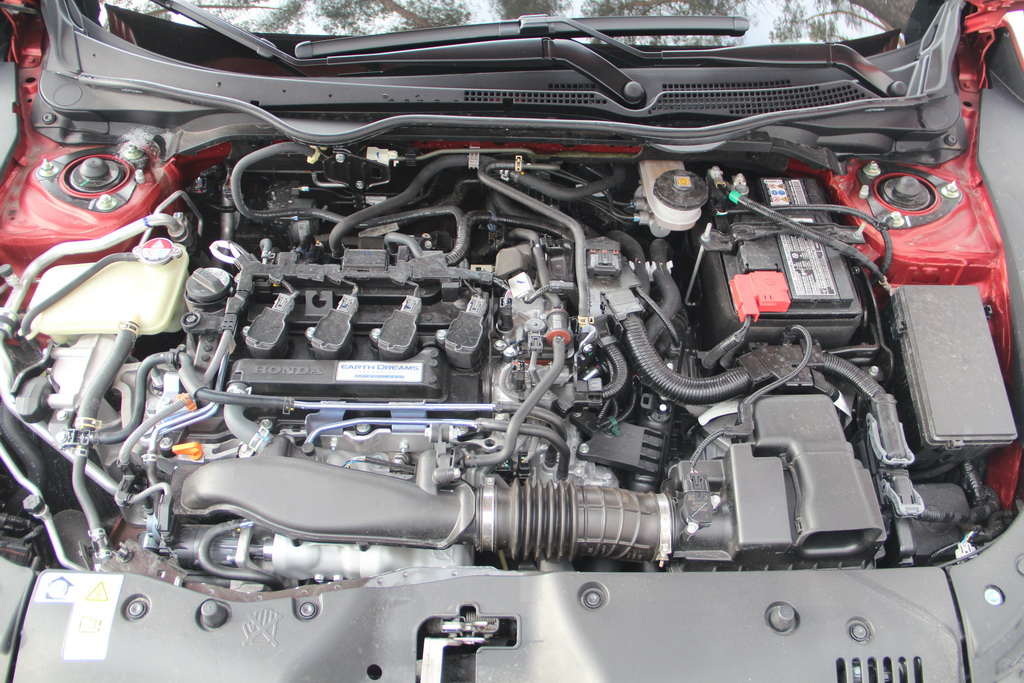 Мотор Honda Civic 5D 2018