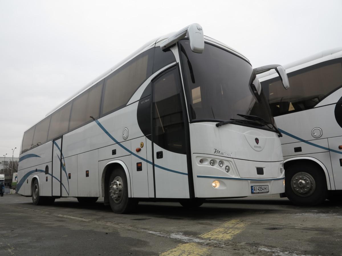 Aghab Scania 4212 Maral