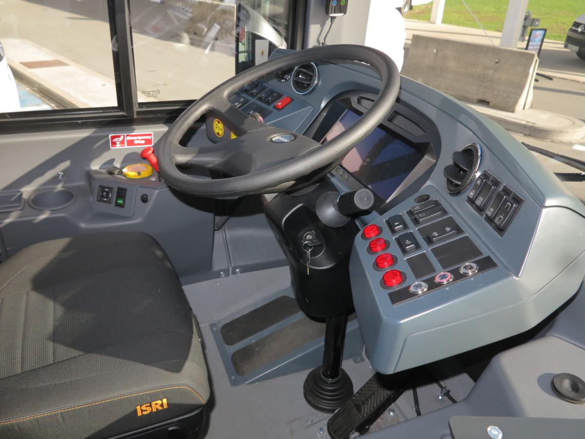 Финский электробус