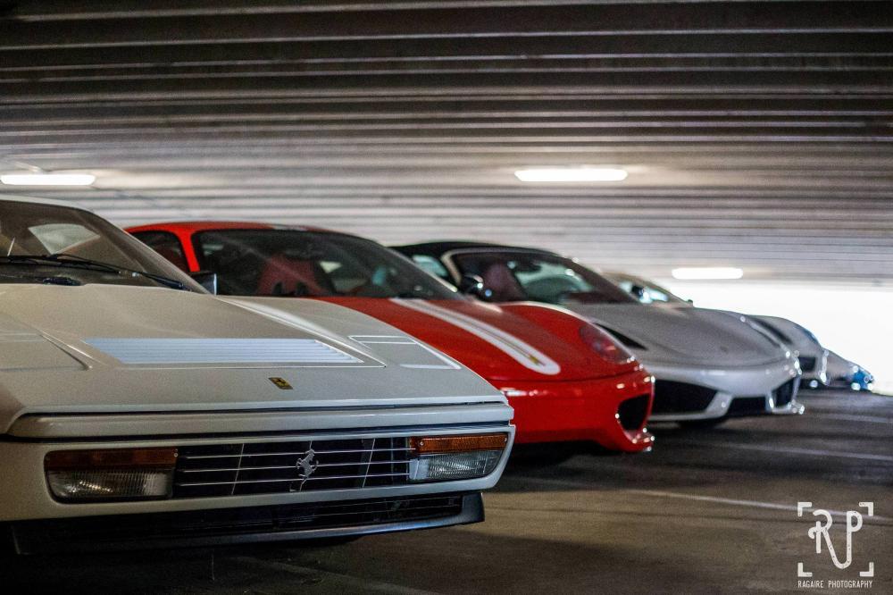 Коллекция гоночных и раритетных авто