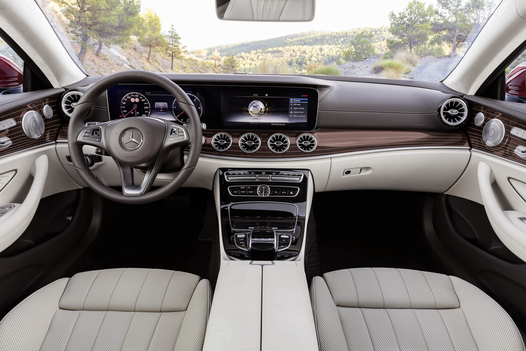 Mercedes-Benz E-Сlass Coupe