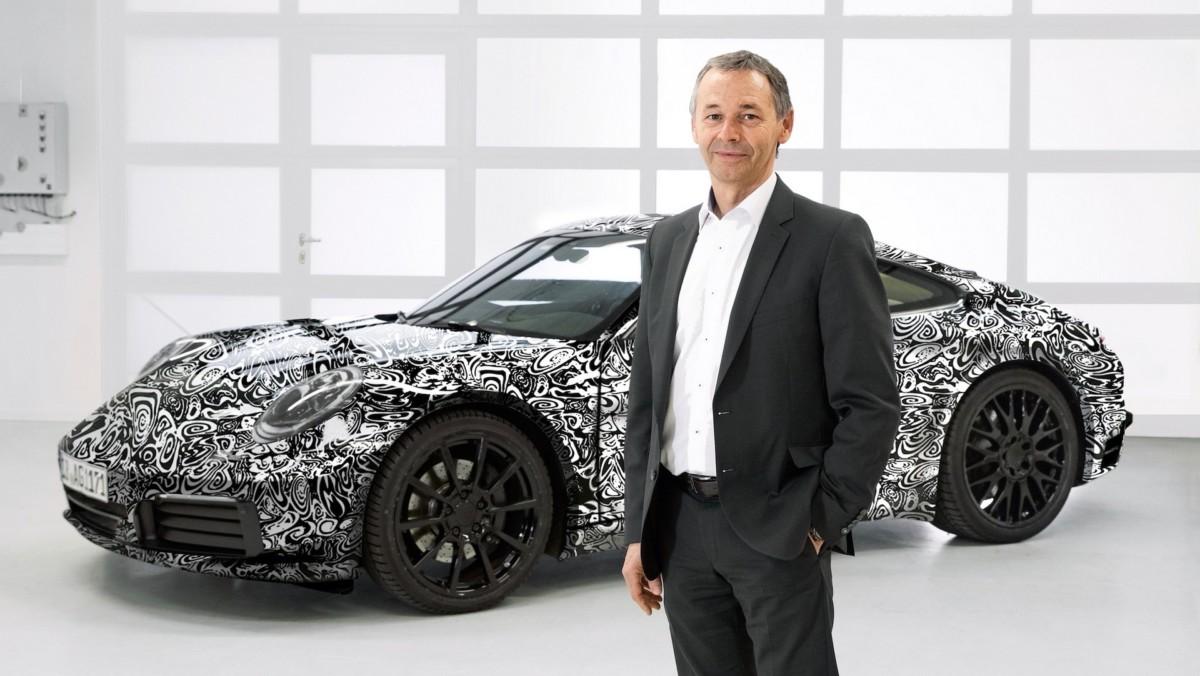 Официальные фото и подробности нового Porsche 911 2019