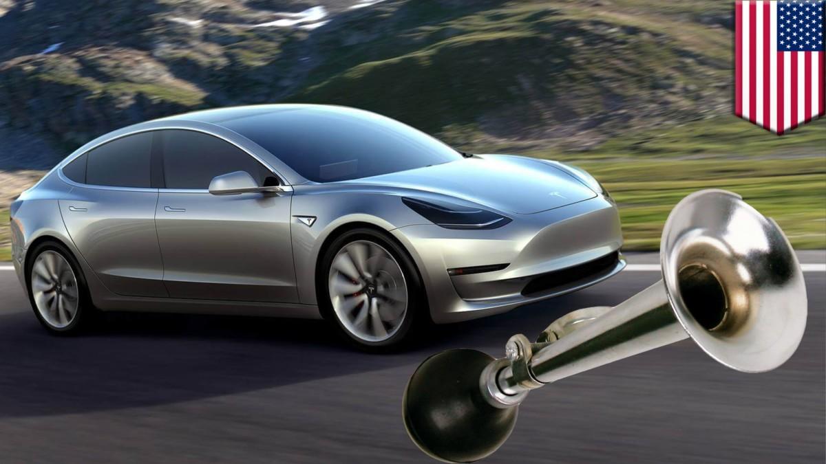 Теперь в США гибридные и электрические авто обязаны быть громкими