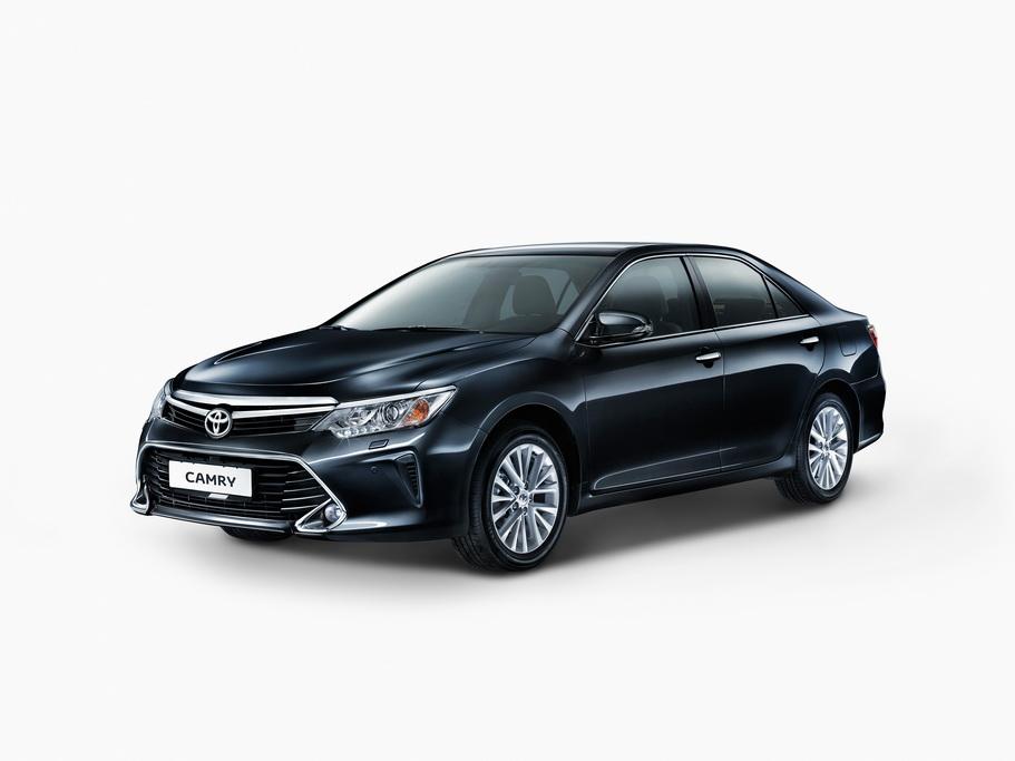 Внешность Toyota Camry 2014