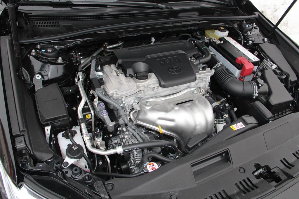 Мотор Toyota Camry 2018