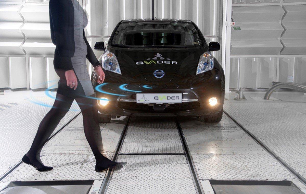 в США гибридные и электрические авто обязаны быть громкими