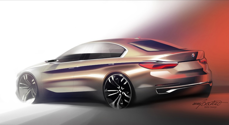 BMW готовит конкурента седанам Mercedes CLA и Audi A3
