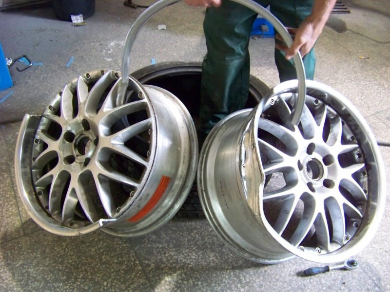 бу литые диски ремонт и восстановление