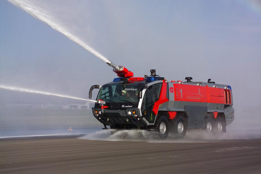 Аэродромный пожарный автомобиль Rosenbaurer PANTHER