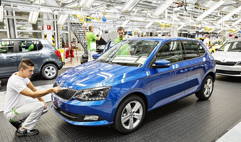 В 2018-ом  вУкраинском государстве  резко возросло автопроизводство