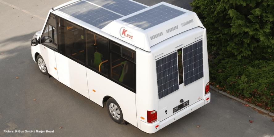 Электробус Nissan e-NV200