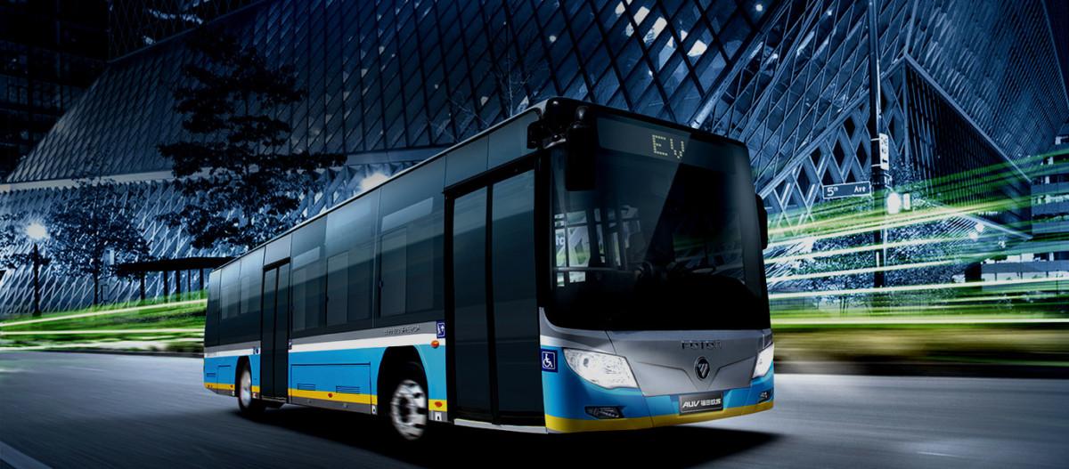 Зимние Олимпийские игры 2018 в Пхенчхане будут обслуживать электробусы Foton AUV