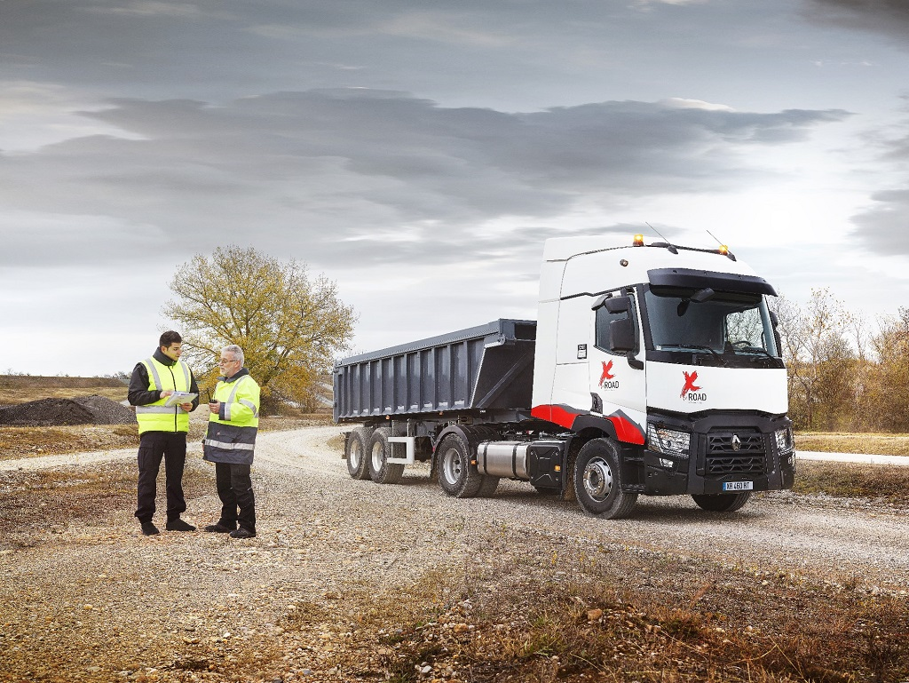 Renault Trucks T X-Road